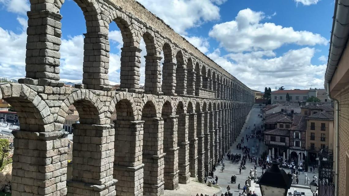 Cidades espanholas: Segóvia, Espanha
