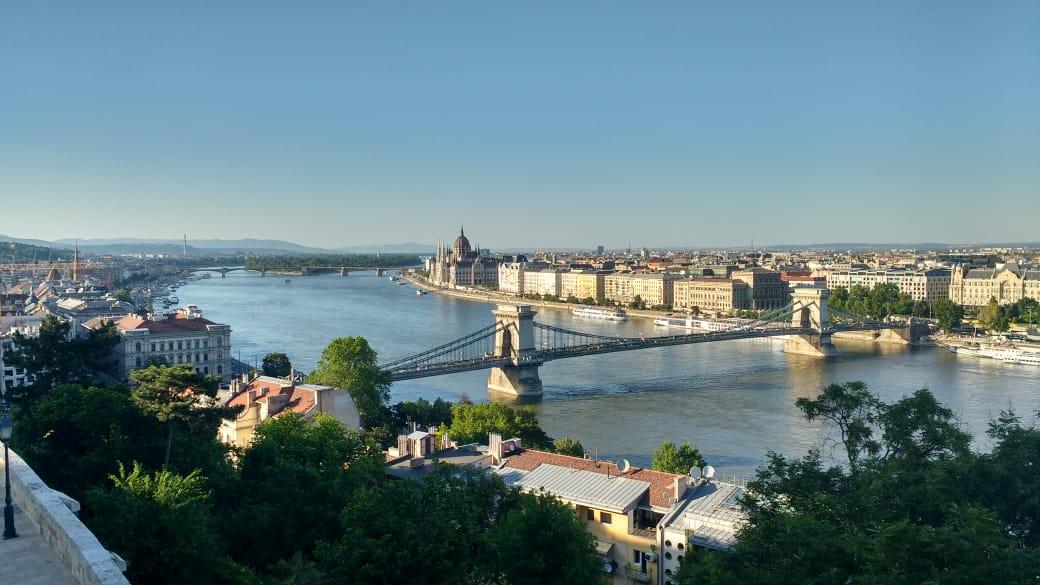 Cidade para viajar em casal: Budapeste