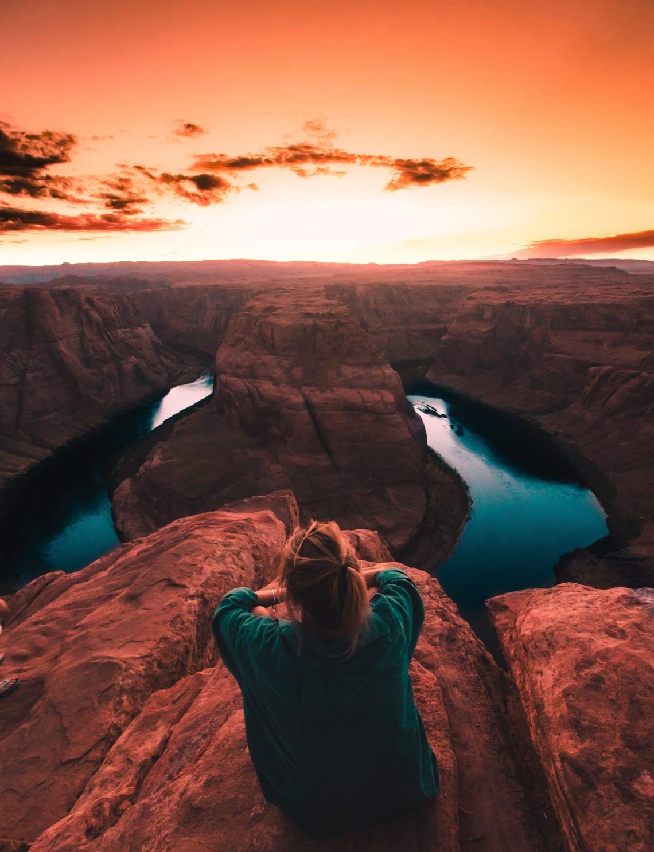 Minimalist travel experiences