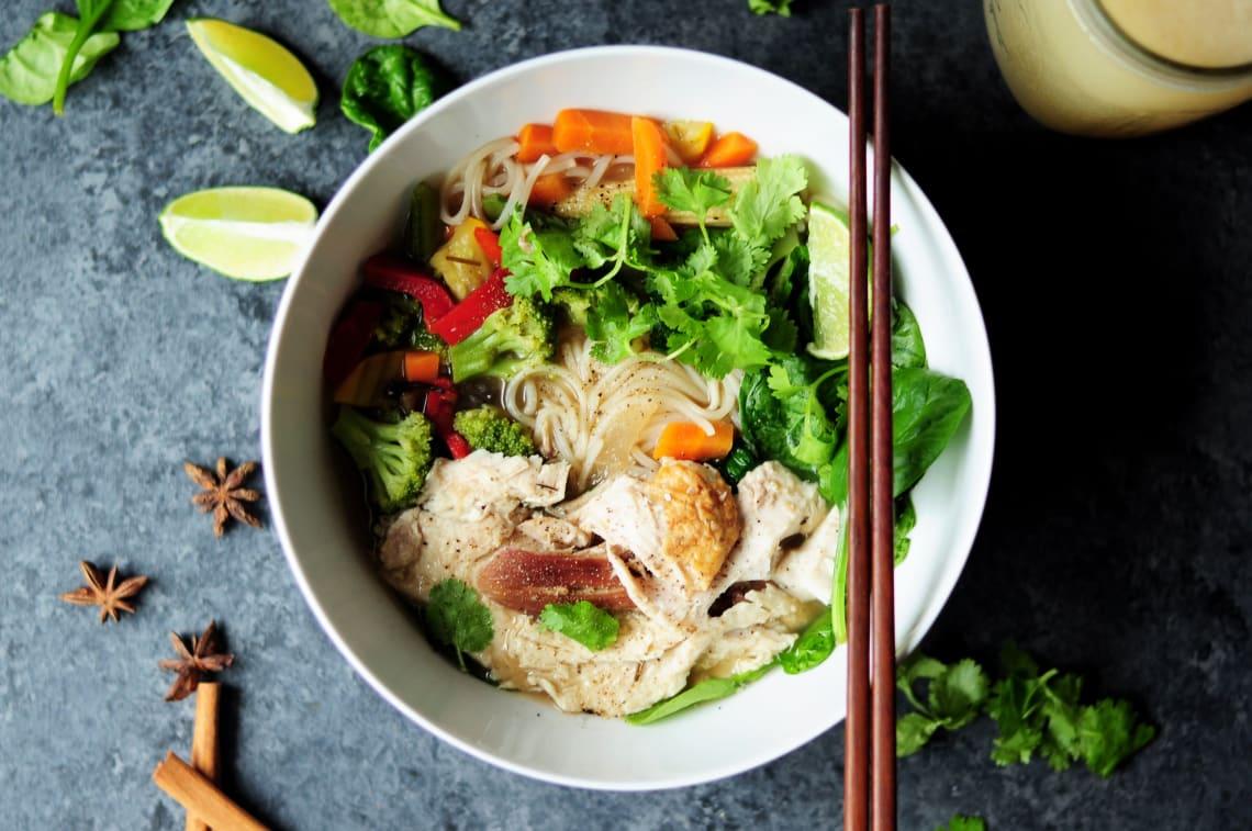 Traditional Vietnamese Pho