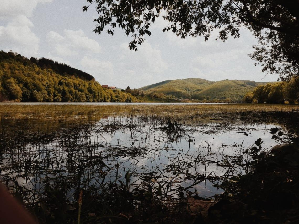 Batlava Lake, Kosovo