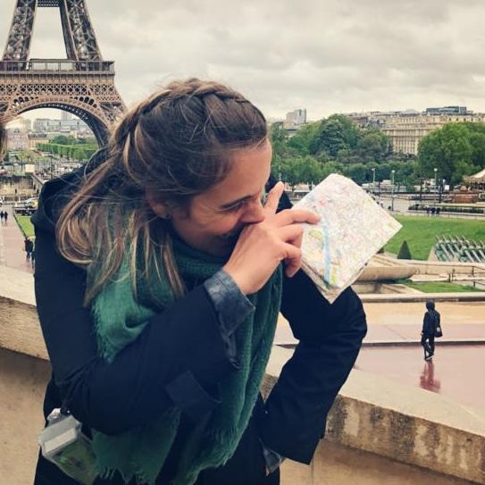 la worldpacker tamara festini en francia