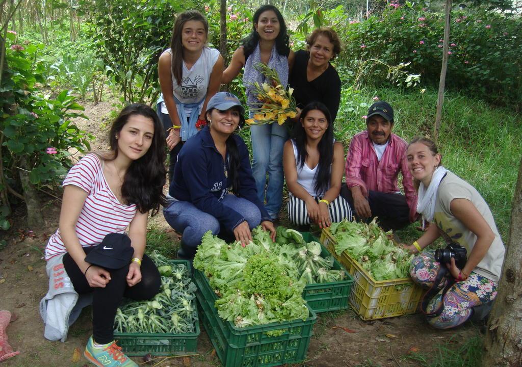 Projeto de turismo ecológico na Colômbia