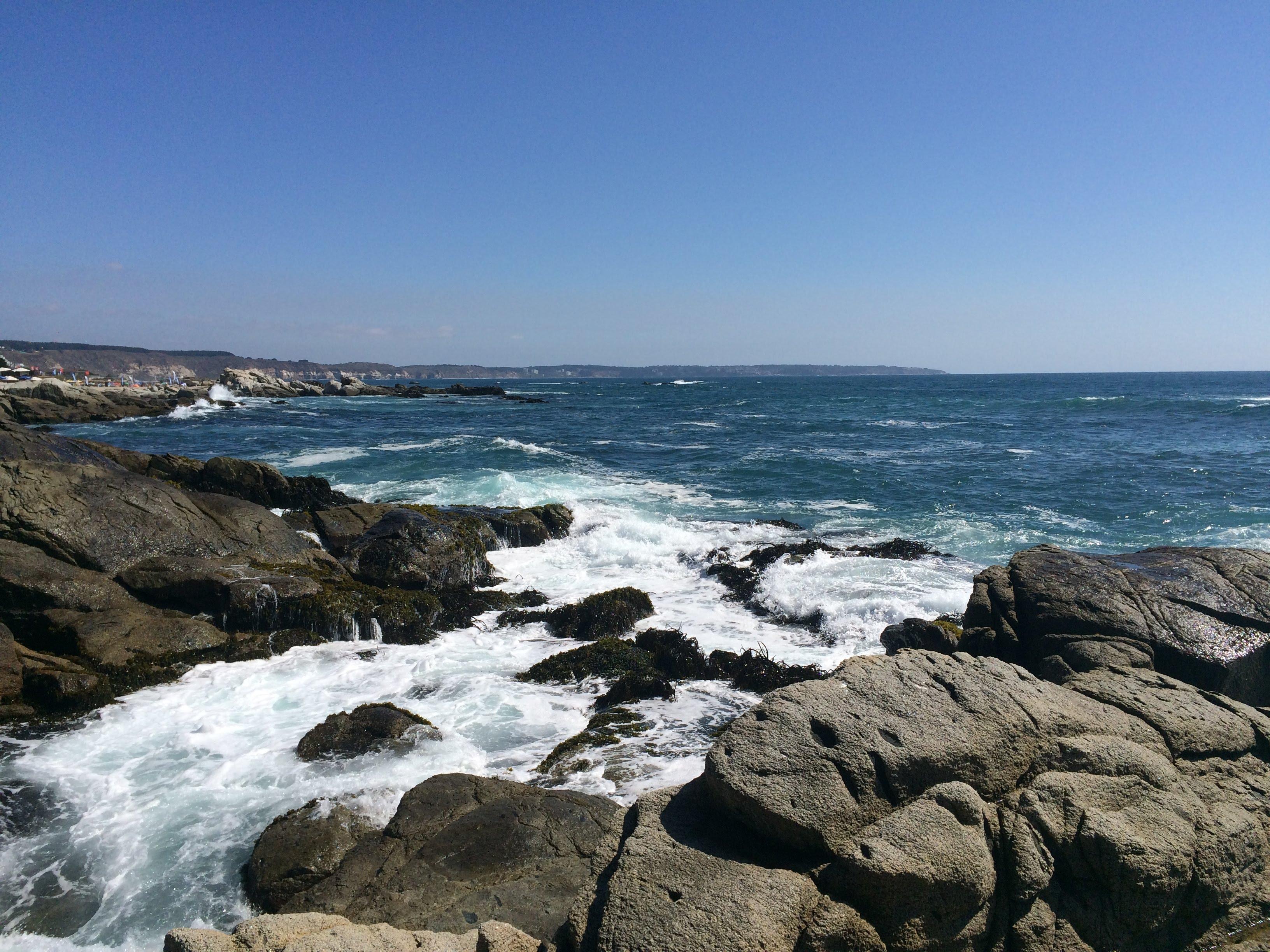 Praia chilena