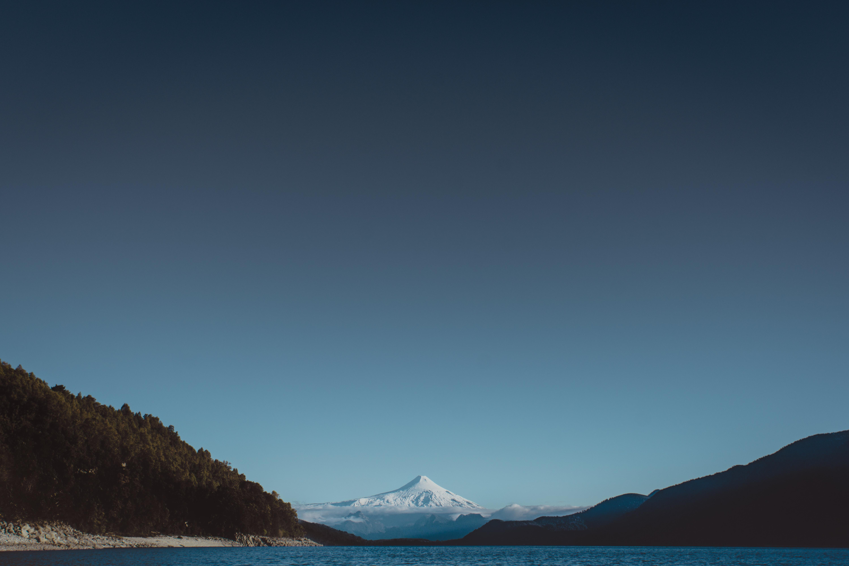 Vulcão Villarrica, Pucón, Chile.