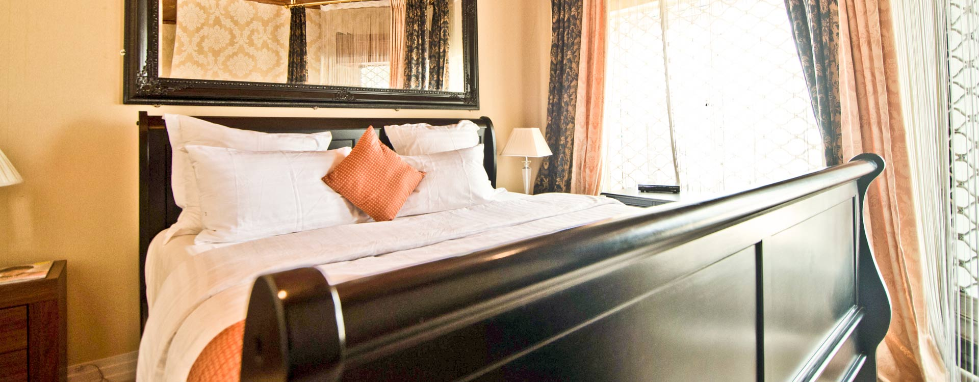 Saddle Hill Ranch & Resort in Bamenda Cameroon - Exotic Bedrooms - Quality Linens