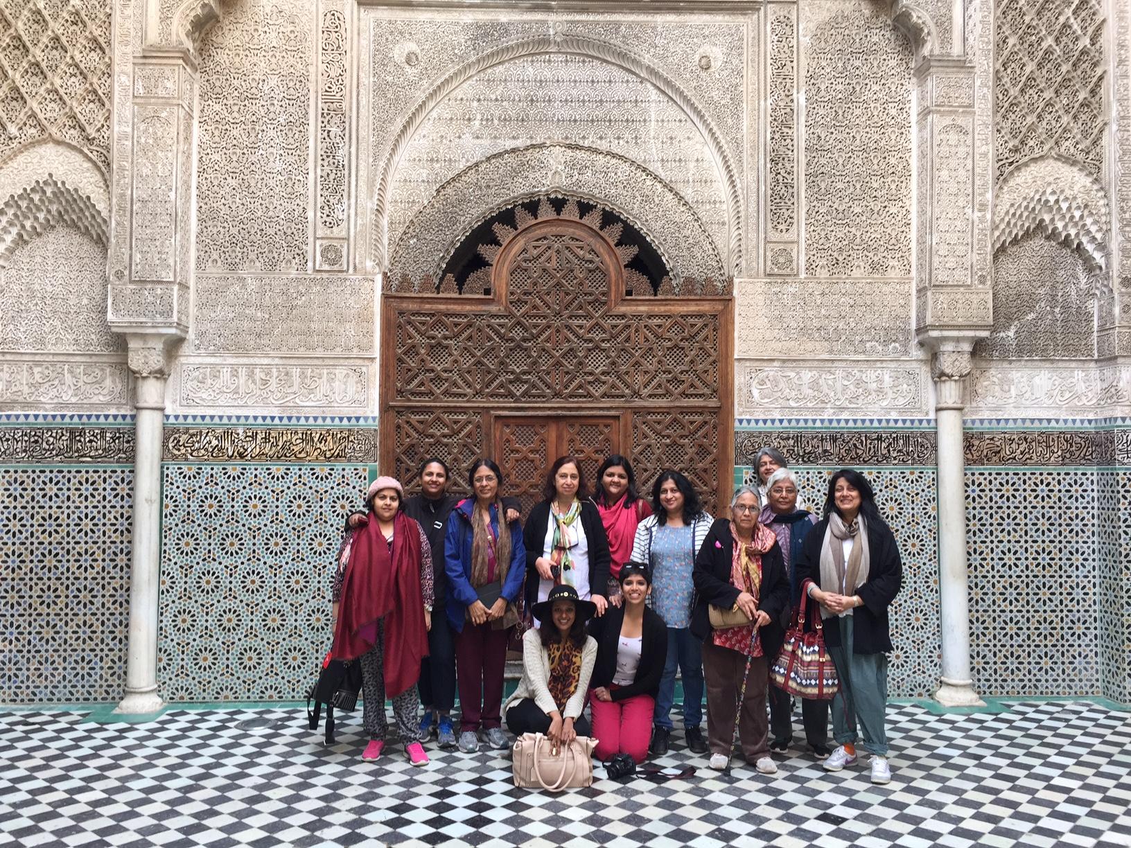 Morocco Mania
