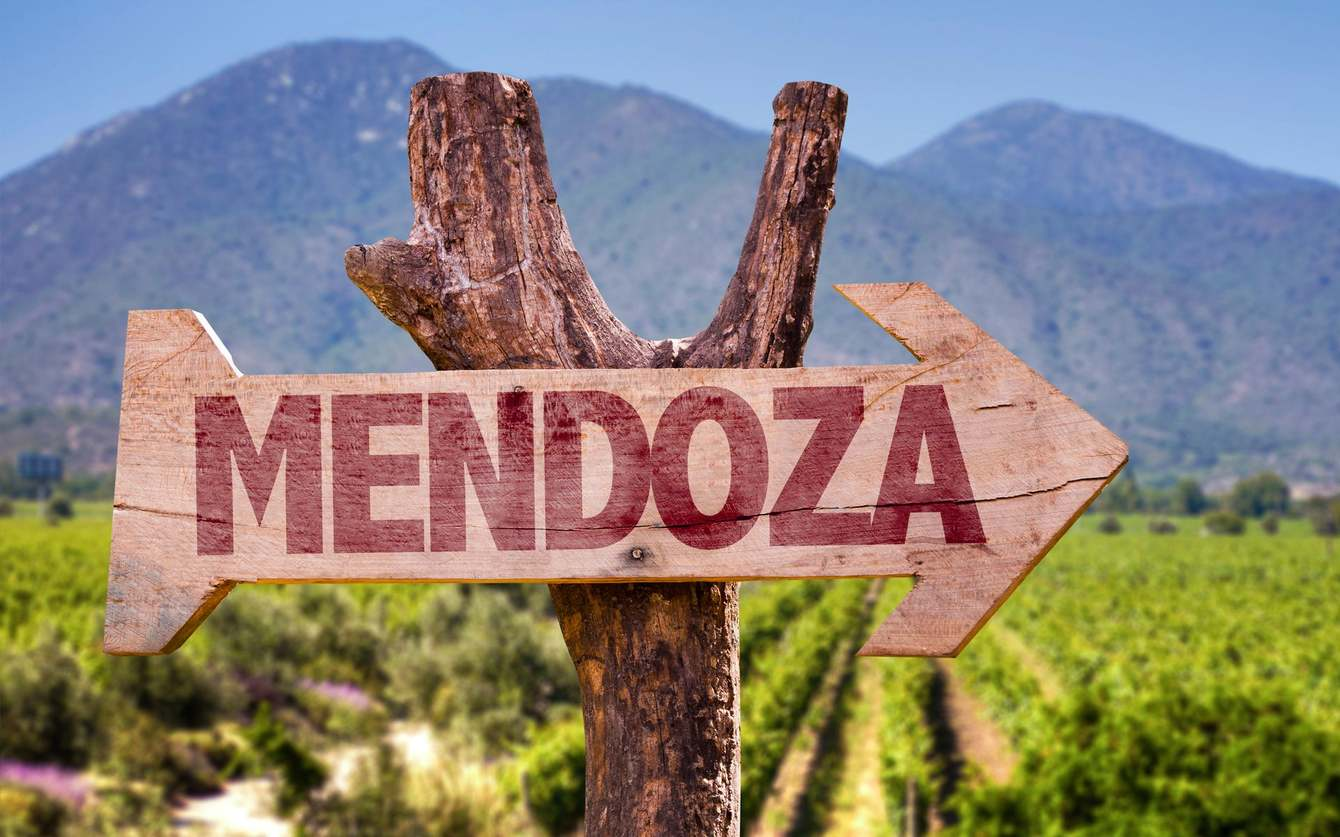 Taste some wine in Mendoza, Argentina