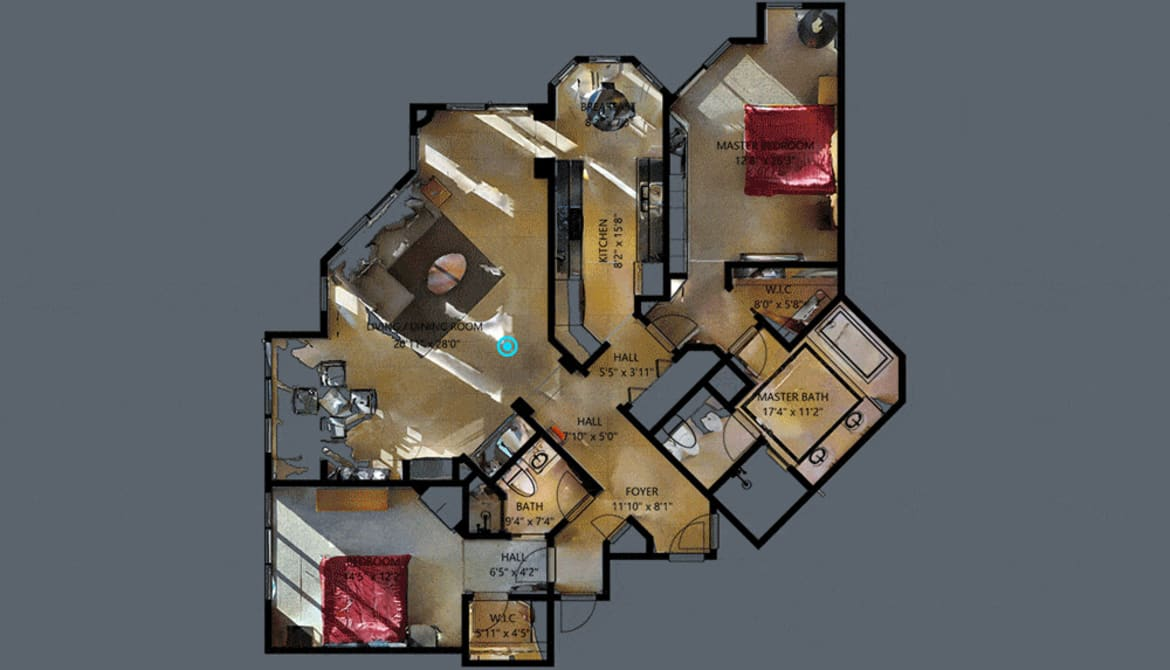 Need A Floor Plan? LEI Makes It Easy!