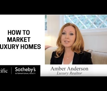 Specialized Real Estate Marketing for High-End Real Estate & Luxury Properties | Amber Anderson