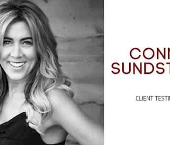 Amber Anderson Testimonial Connie Sundstrom | Pacific Sotheby's International Realty