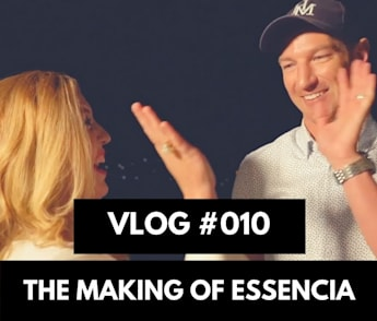 VLOG #010 || A Closer Look Into the Making of Essencia || Luxury in La Jolla