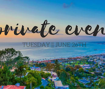 Exclusive Showing of Essencia    7455 Hillside Dr.    June 26th 2018  6-8pm