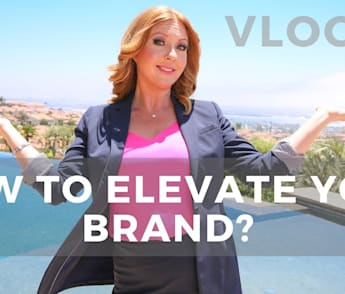 VLOG #021 | How to Elevate your Brand | La Jolla Mansion Tour