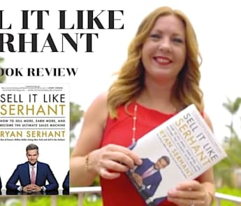 Ryan Serhant | Sell It Like Serhant | Book Review | Amber Anderson Top Agent La Jolla