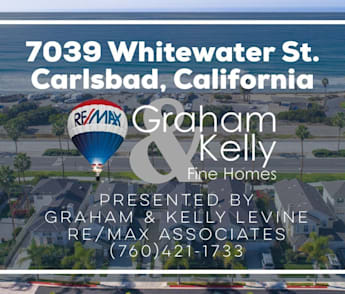 For Sale | 7039 Whitewater St. Carlsbad, CA 92011 | Graham and Kelly Fine Homes | (760)421-1733