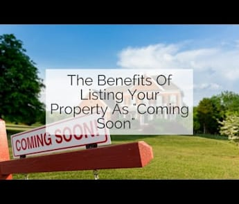 The Benefits Of Listing Your Property As
