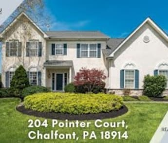 204 Pointer Court, Chalfont, PA 18914 - Bucks County Home For Sale - Laurie Dau Team