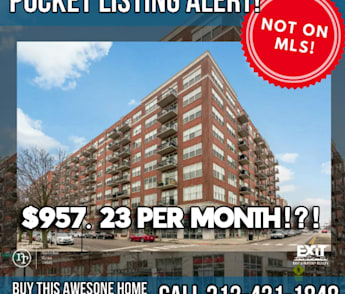 👉WEST LOOP!!! 🤩Awesome West Loop Condo with Southwest Views!!