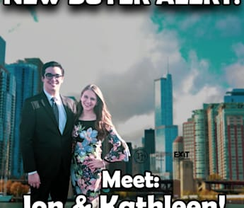 NEW BUYER ALERT‼️ Meet Jon and Kathleen ?
