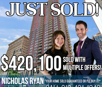 JUST SOLD With MULTIPLE OFFERS!