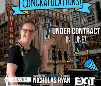 ? Shout out to Natasha ?? for putting 7 DEALS under contract in June ? !!