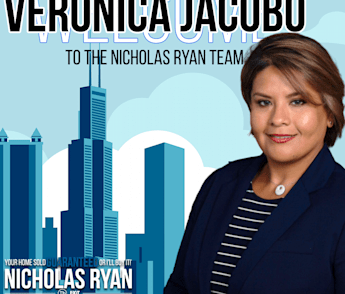 Welcome the Great Veronica Jacobo to the Nicholas Ryan Team💃 !!