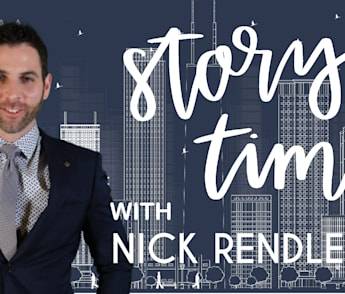 🔦 Story Time with Nick Rendleman! 😎