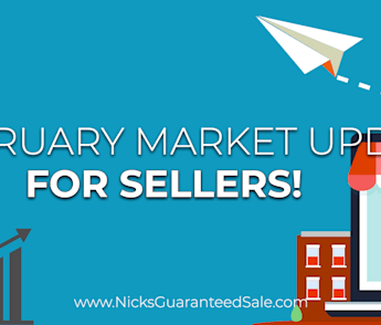👉🏻 February Market Update for Sellers 🥶🥶