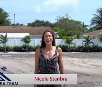 Build Your Palm Beach Dream Home with REALTOR® Nicole Stanbra and The Stanbra Home Team