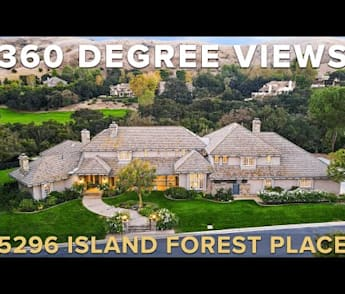 Todd Riccio Real Estate Team Presents:5296 Island Forest Pl Westlake Village | Offered At $3,537,000