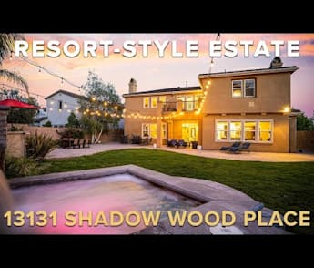 Todd Riccio Real Estate Team Presents: 13131 Shadow Wood Pl. Moorpark | Offered At $1,849,000