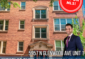 5957 N Glenwood Ave North Unit 1, Chicago, IL 60660