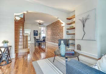 For Rent in Manayunk 3 Beds + 2 Full Baths + Roof Deck