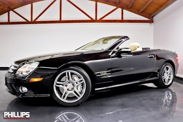 SL600, Mercedes-Benz