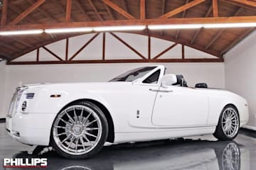 Phantom Drophead, Rolls-Royce