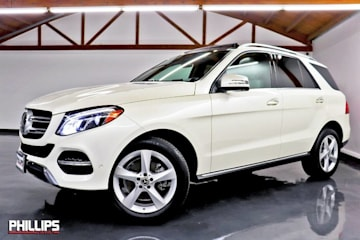 GLE, Mercedes-Benz
