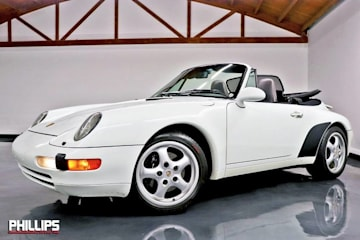 911 Carrera Cabriolet – Manual, Porsche