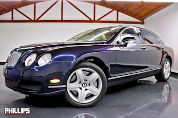 Continental Flying Spur, Bentley