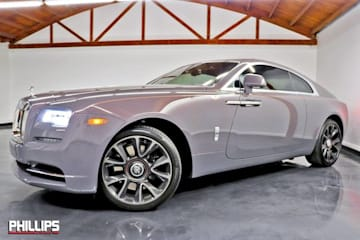 Wraith Luminary Collection, Rolls-Royce