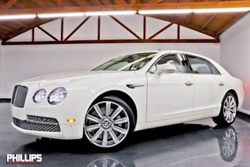 Flying Spur, Bentley