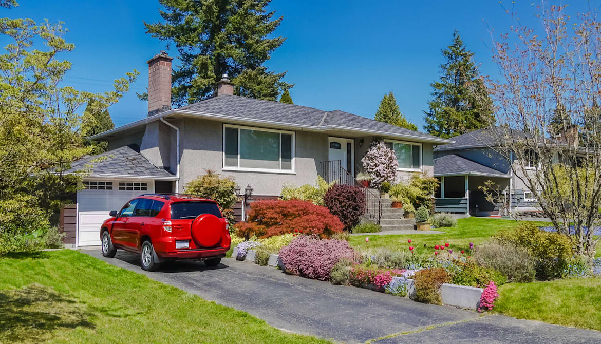 Top Homes With Private Parking