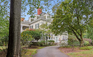 Magnificent Colonial Available In Hartshorn District Of Old Short Hills:  25 Stewart Road