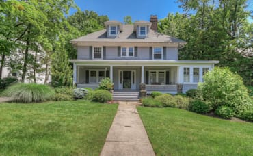 Classic South Orange Victorian Available in South Mountian Area – 339 Cumberland Rd.