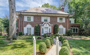 Stately Brick Colonial Available in Lower Wyoming Section of South Orange – 375 Redmond Road
