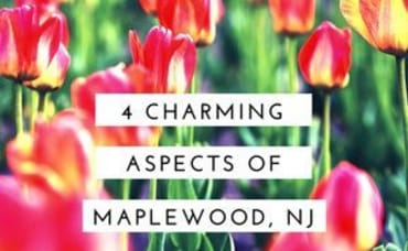 4 Charming Aspects of Maplewood, NJ