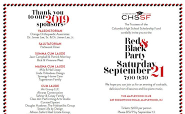 Allison Ziefert Real Estate Group Sponsors CHSSF Red & Black Party