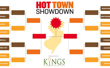 Hot Town Showdown – Vote For South Orange!