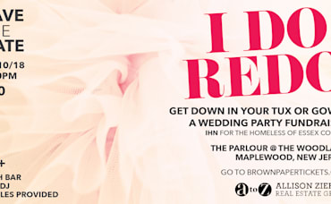 Get Down In Your Tux or Gown: I Do Redo – March 10 @ 6:30pm