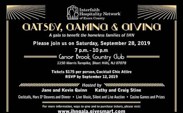 Interfaith Hospitality Network September Gala